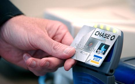 Tarjeta de crédito asegurada de Chase