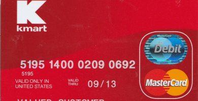 Tarjeta de crédito Kmart- Cómo aplicar