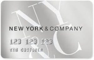 Tarjeta de crédito New York and Company