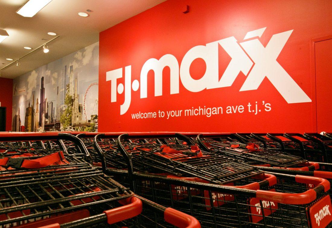 Tarjeta de crédito TJMaxx