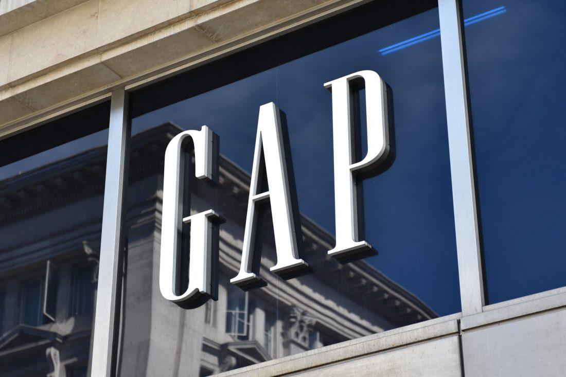 Tarjeta de crédito gap