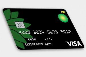 Tarjeta de credito BP
