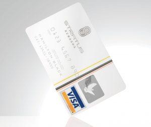 Tarjeta de credito Visa Stratus Rewards