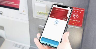 Tarjeta de débito digital de Bank of America