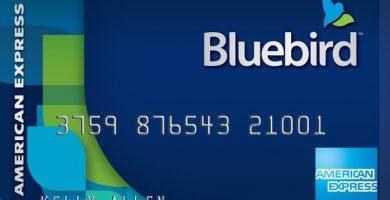 Tarjeta prepagada BlueBird
