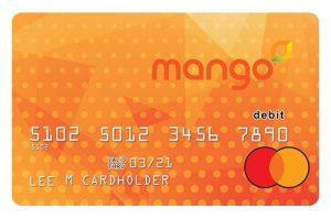Tarjeta prepagada Mango