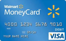 Walmart MoneyCard Visa con Cashback Rewards