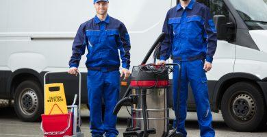 Aseguranza para negocio de limpieza