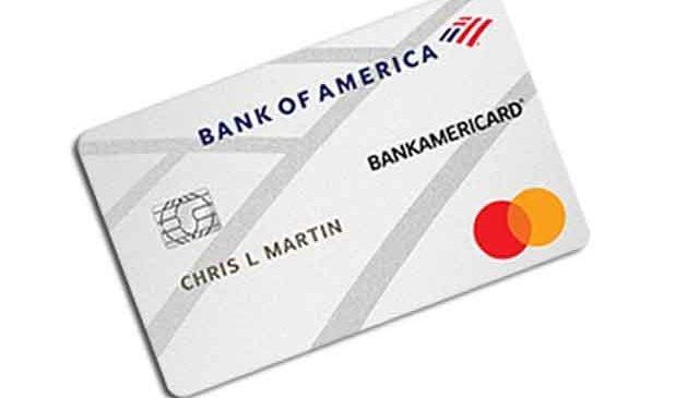 Tarjeta de crédito BankAmericard de Bank of America