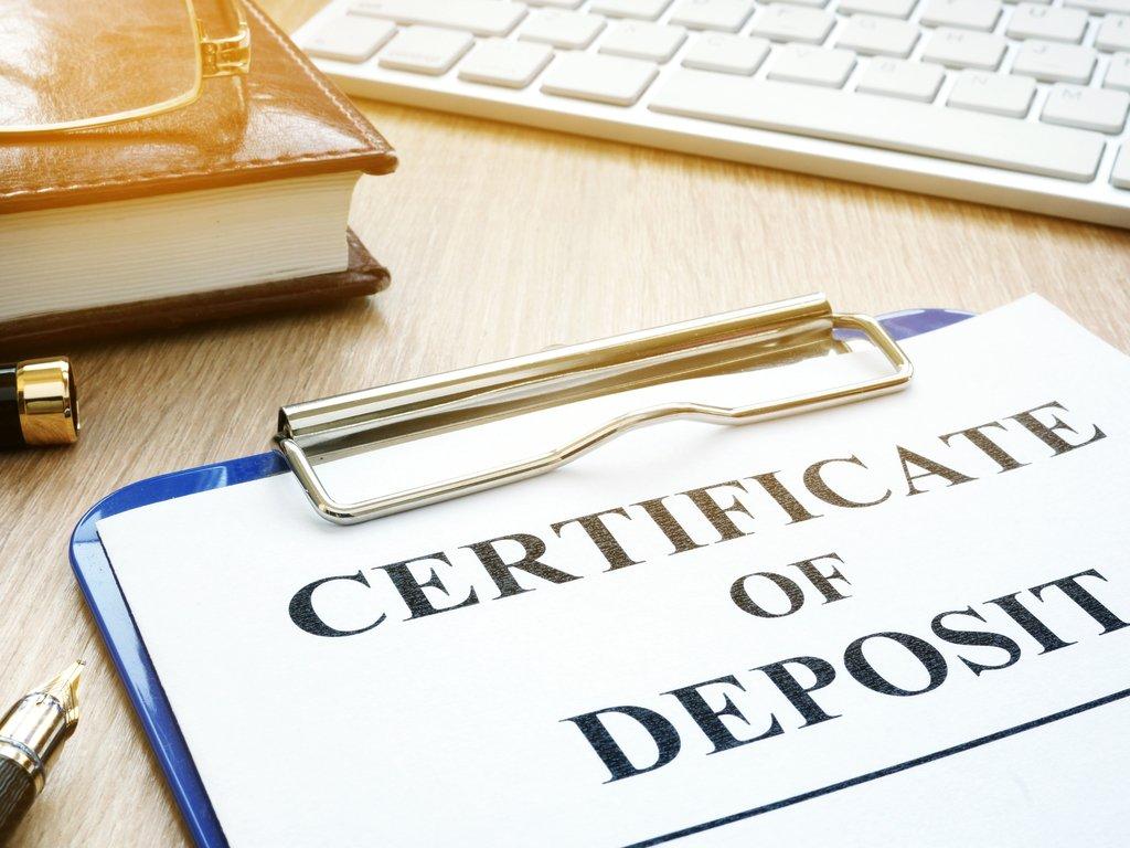 Qué es un certificado de depósito