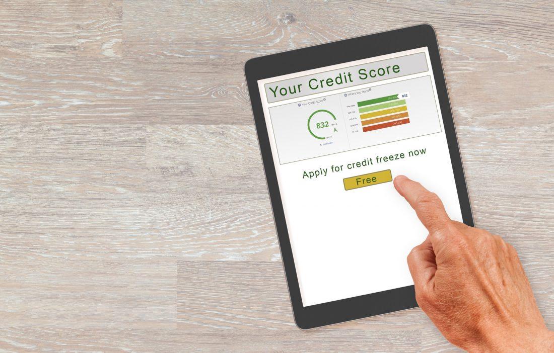 cómo congelar tu crédito