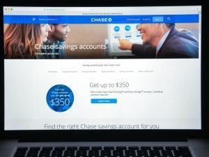 Cómo abrir una cuenta en Chase Bank