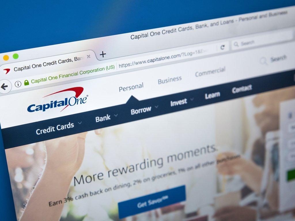 Cómo aumentar tu crédito en Capital One