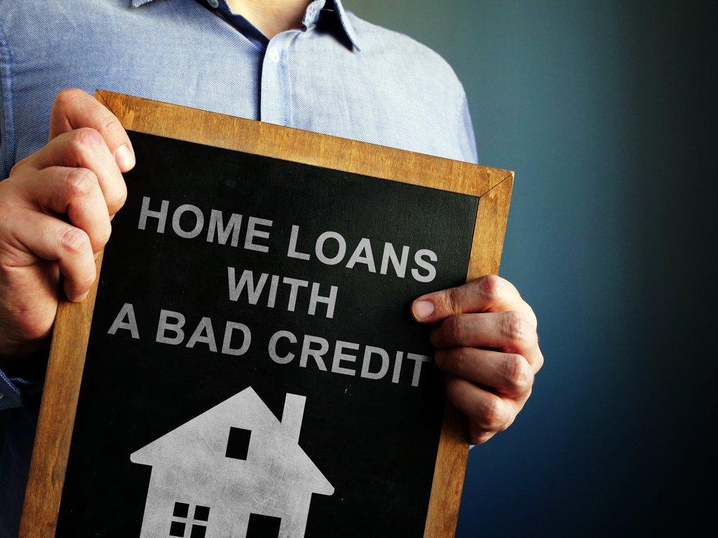¿Cómo comprar una casa con mal crédito?