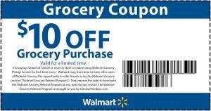 Cómo cuponear en Walmart
