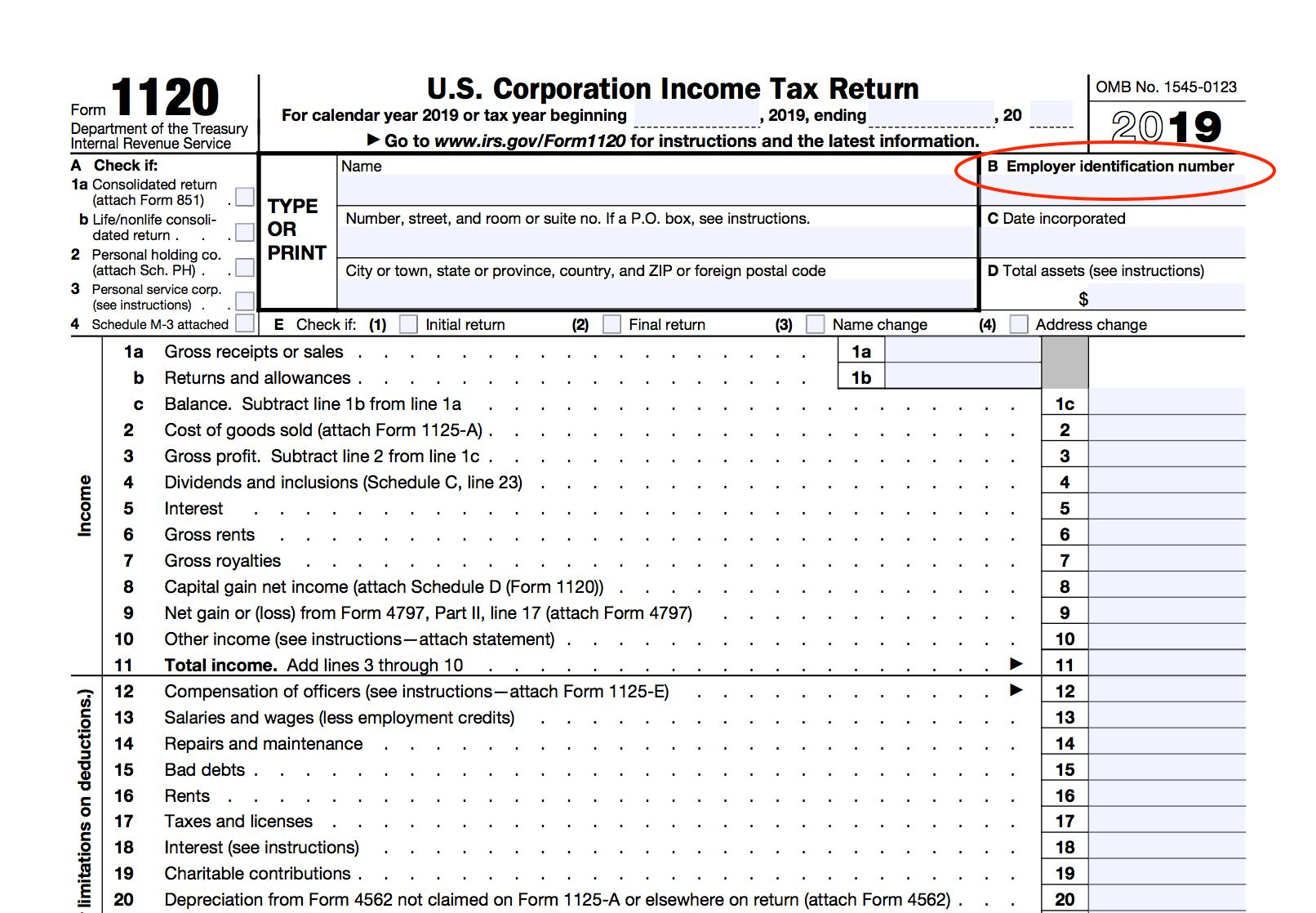 Cómo encontrar el Tax ID de tu negocio