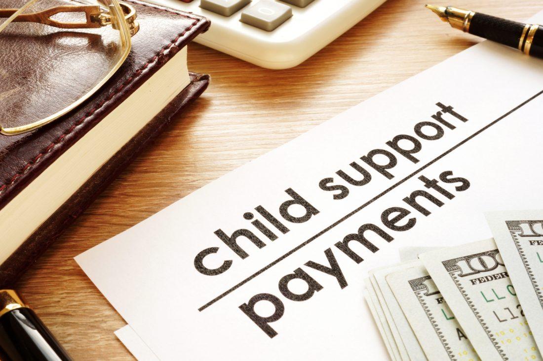 ¿Cómo funciona el child support?