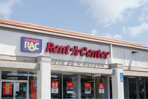 Cómo funciona Rent A Center