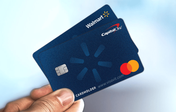 Como obtener la tarjeta de credito de Walmart