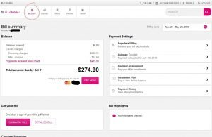 ¿Cómo pagar la factura de T-Mobile?