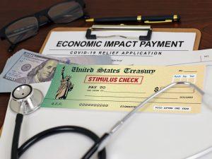 ¿Cómo reclamar el segundo cheque de estímulo económico?