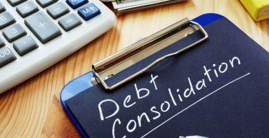 compañías para consolidar deudas