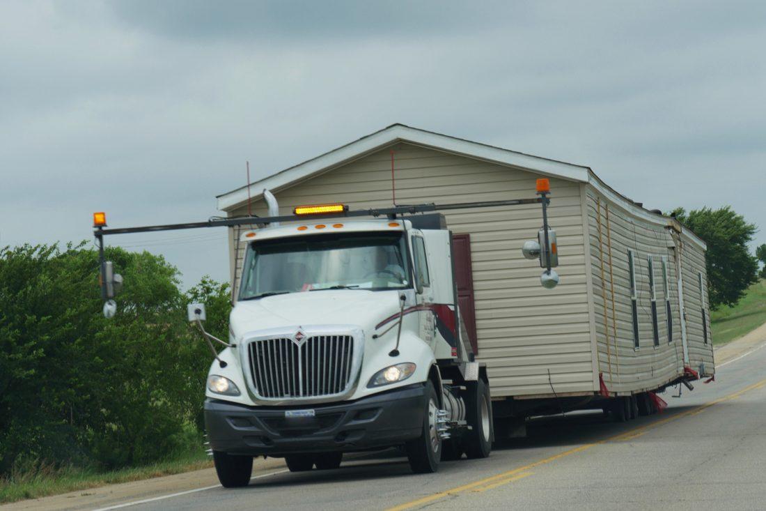 ¿Cuánto cuesta mover una casa móvil en Estados Unidos?
