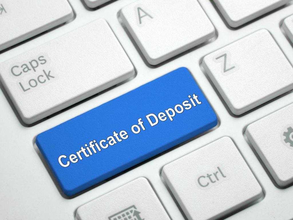 Cuánto paga un certificado de depósito