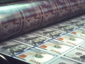Dónde se imprime el dinero en Estados Unidos