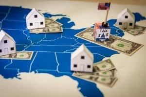Estados que no pagan taxes en USA