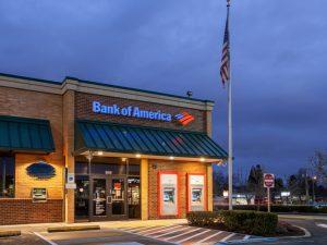 Horarios del Bank of America - Banco de America
