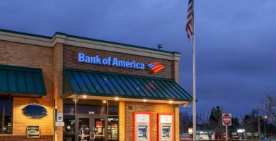 Horarios del Bank of America - Banco de America