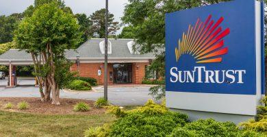 Horario de SunTrust Bank