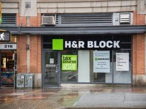 H&R Block en español teléfono