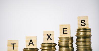 impuestos al salario en Estados Unidos