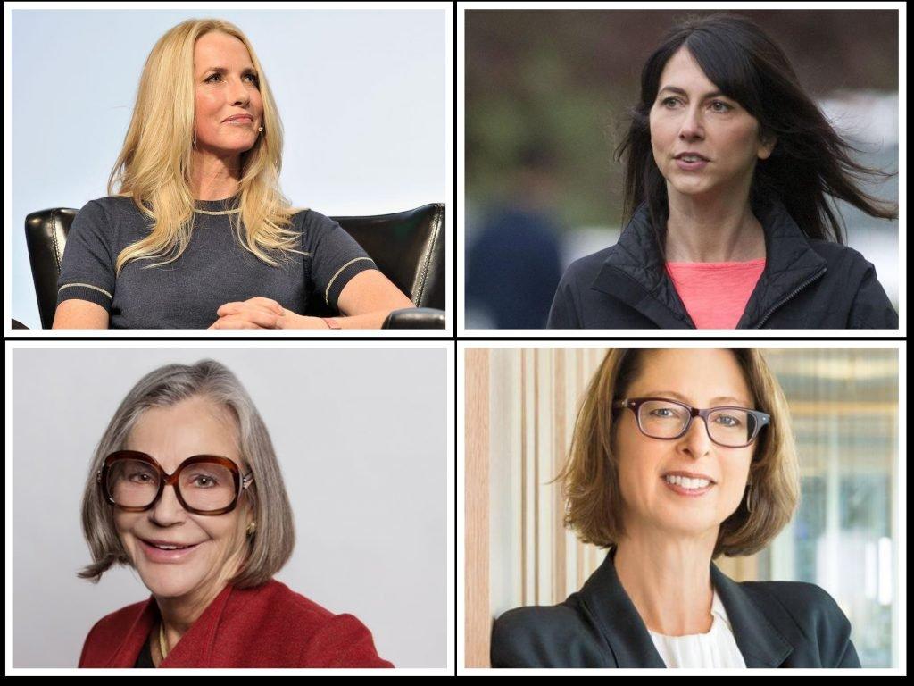 Las mujeres más ricas de Estados Unidos