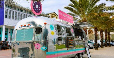 Licencia para vender comida en Florida