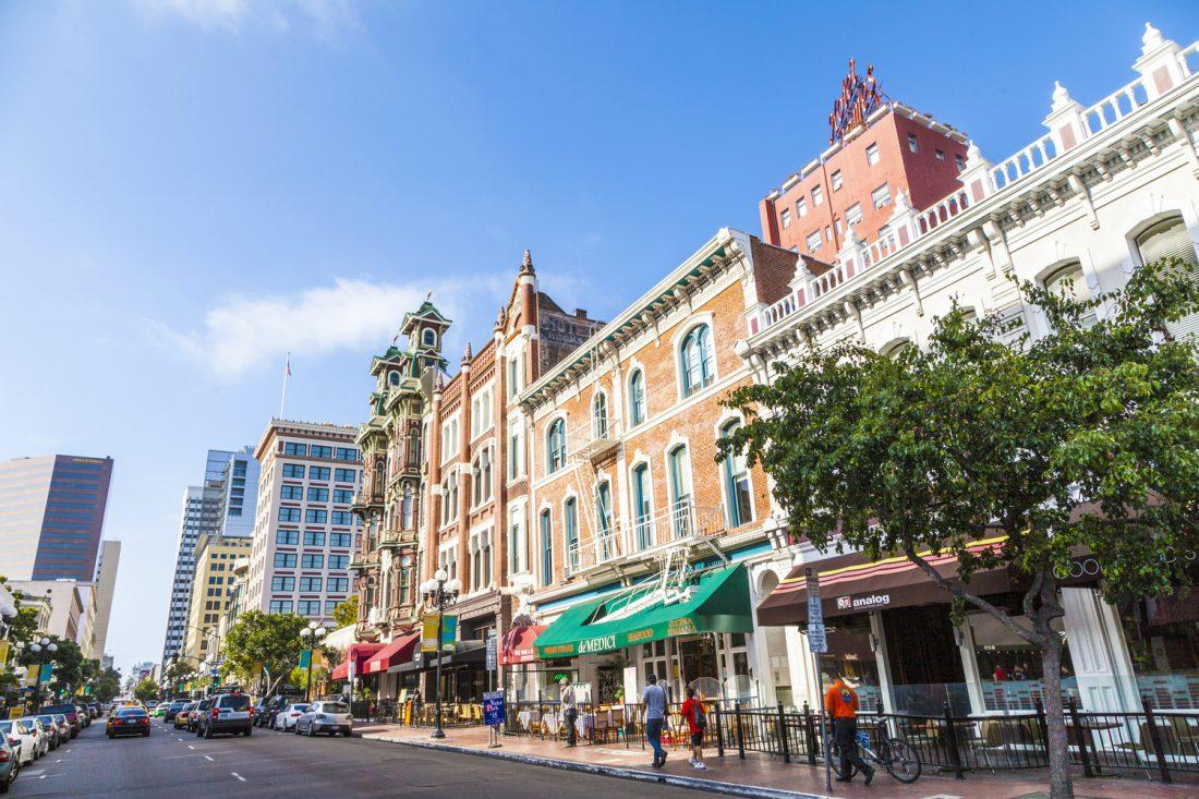 Los mejores outlets en San Diego
