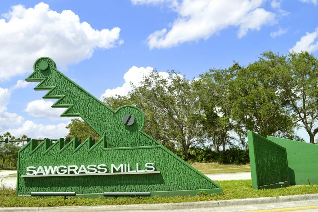 Mejores outlets en Miami Sawgrass Mills