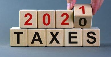 Nueva ley de taxes 2021