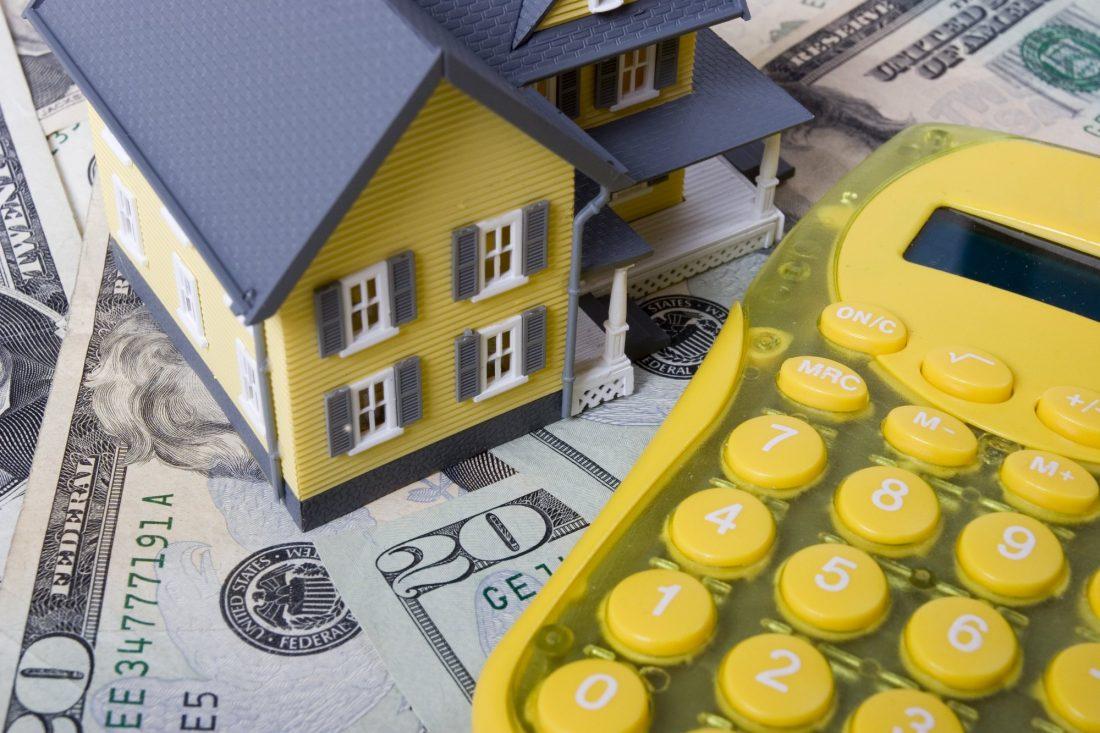 pago inicial de una casa