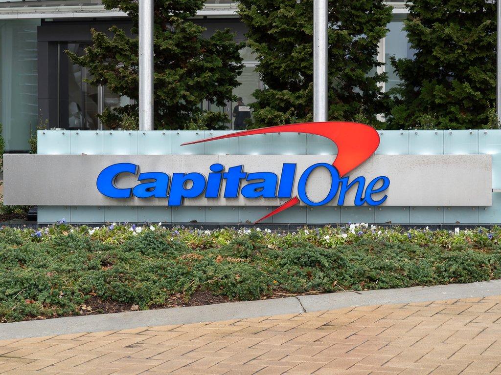 Préstamos personales de Capital One