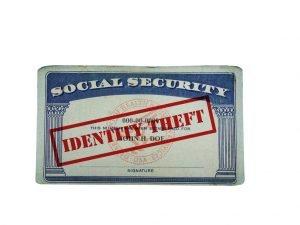 ¿Qué se puede hacer con un número de seguro social robado?
