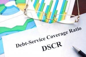 que significa debt service coverage ratio dscr