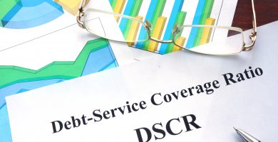 que significa debt service coverage ratio dscr