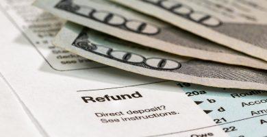 reembolso de los impuestos del IRS