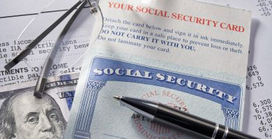 saber mi numero de seguro social