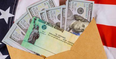 Segundo cheque de estímulo económico: ¿Cuándo llega?