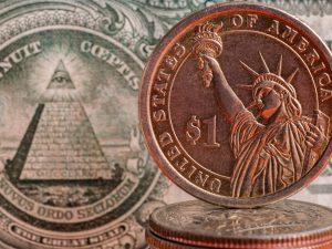 Símbolos y denominaciones del dólar americano