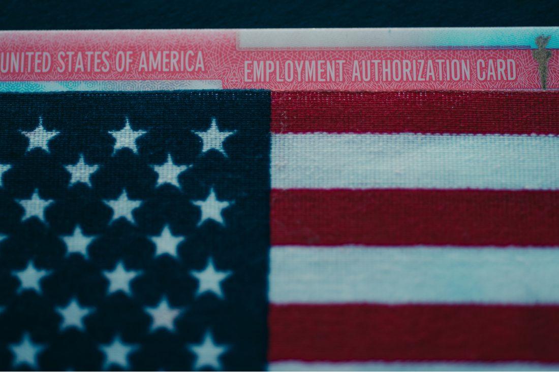 ¿Cómo solicitar el permiso de trabajo en USA?